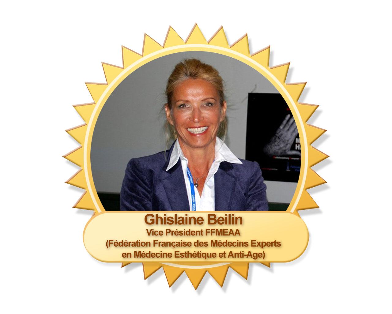 Ghislaine Beilin